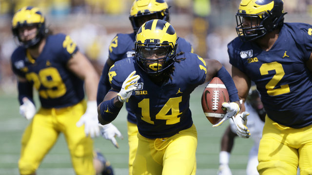 Will Michigan football actually play with chip on its shoulder at Wisconsin?