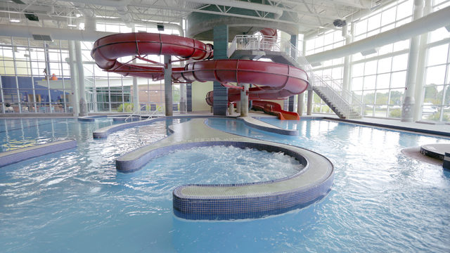 Kirksey Recreation Center pool reopens today in Livonia after renovations