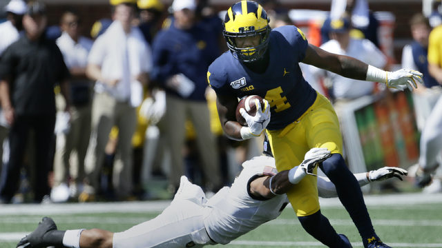 Can Michigan football win next 3 games to get season back on track?