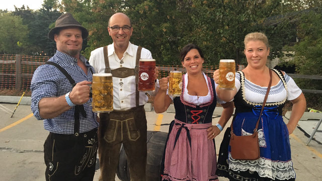 Raise your stein and head out to these Oktoberfests in the D