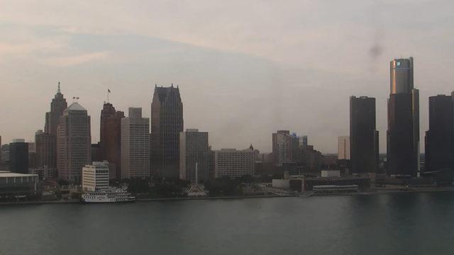 Metro Detroit weather: Severe thunderstorm watch issued, heat returns tomorrow