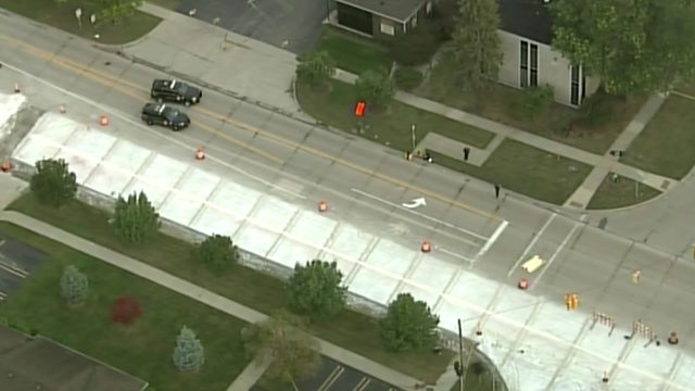 Southfield police: Woman killed in hit-and-run on 10 Mile Road