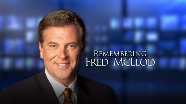 Fred McLeod's funeral will be streamed live this weekend