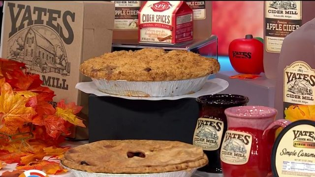 This cider mill in Rochester is a favorite for Fall fun
