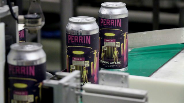 Michigan brewery releasing Area 51 raid-themed beer