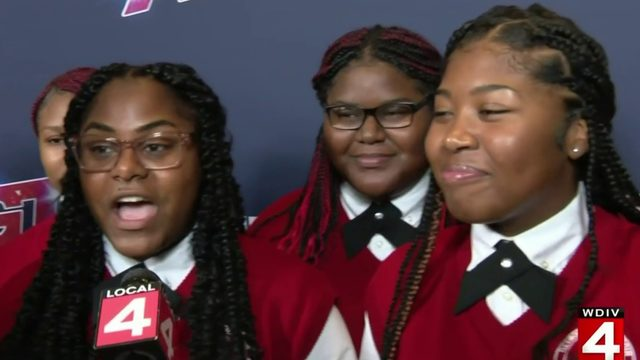 Detroit Youth Choir delivers 'powerful' cover on 'AGT' stage: Watch it here