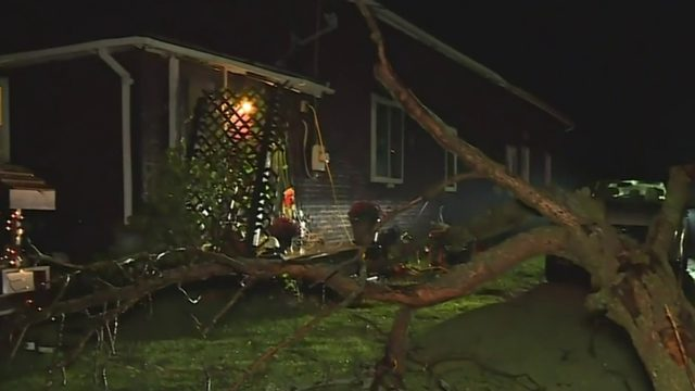 NWS: No tornado touchdown confirmed in Sanilac County, Mich.