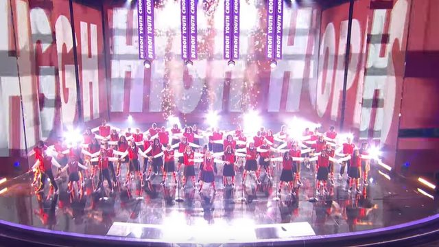 Detroit Youth Choir to compete in 'America's Got Talent' finals