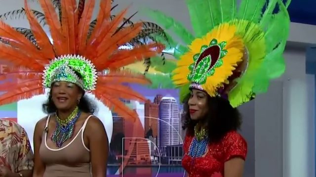 Party at this Caribbean Carnival in the D!
