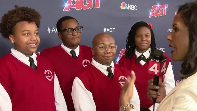 Detroit Youth Choir advances to 'AGT' finals