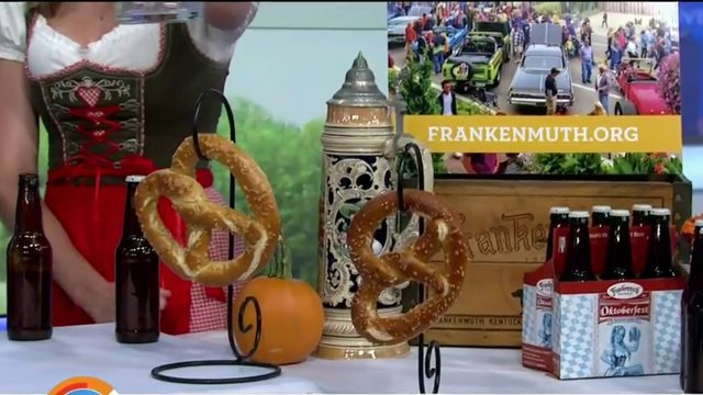 Taking Off: Celebrate Fall and Octoberfest in Frankenmuth
