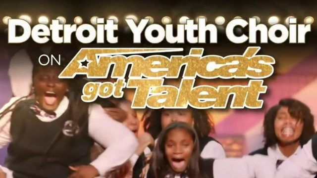 Parents react as Detroit Youth Choir moves on to finals of 'America's…