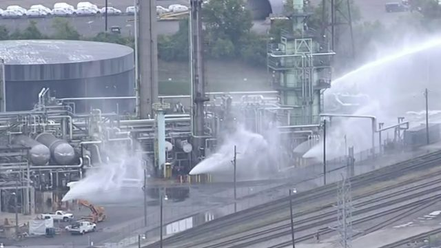 Detroit residents want answers after leak at Marathon Refinery, rally planned