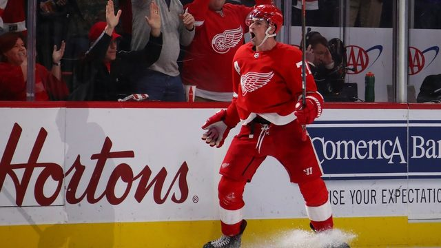 Red Wings will go without captain again this season
