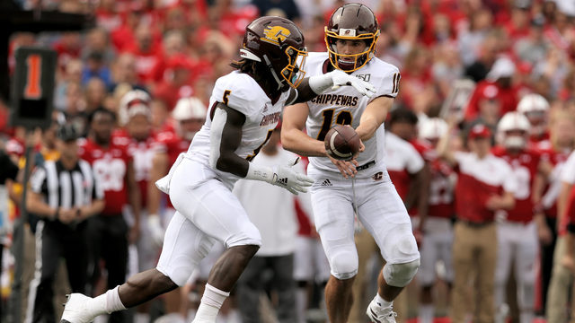 Central Michigan football vs. New Mexico State: Time, TV schedule, game…