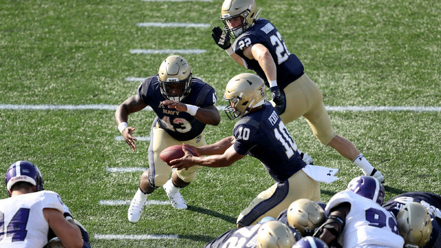Navy football vs. Tulsa: Time, TV schedule, game preview, score