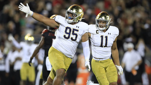 Notre Dame football vs. USC: Time, TV schedule, game preview, score