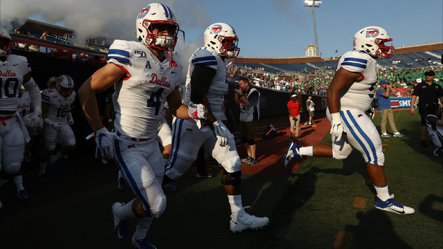 SMU football vs. Tulsa: Time, TV schedule, game preview, score