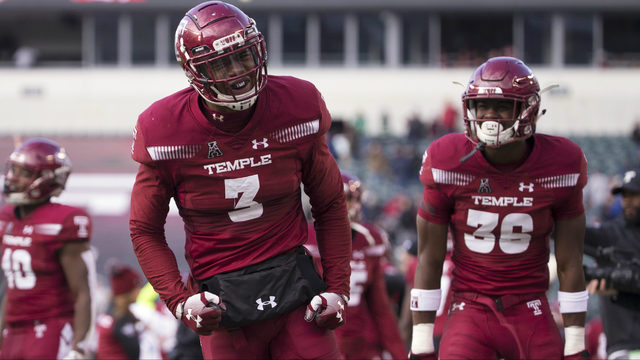 Temple football vs. East Carolina: Time, TV schedule, game preview, score