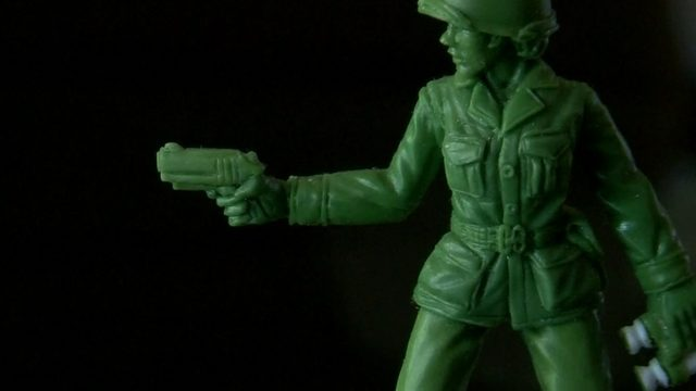 Toy company to make plastic army women