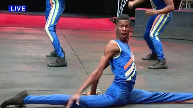 Universoul Circus comes to Aretha Frankling Amphitheatre in Detroit