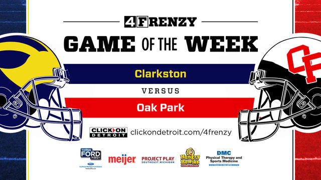 4Frenzy's Game of the Week: Oak Park at Clarkston