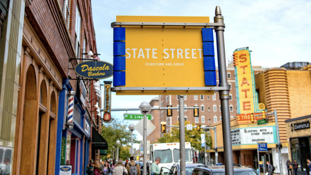 Ann Arbor's State Street District hosting downtown watch party for…