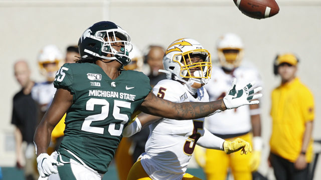 Be-Deviled again: Michigan State upset by Arizona State