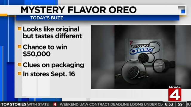 You can win $50,000 through mystery Oreo challenge