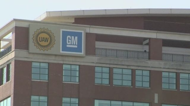 Here is GM's statement on UAW bargaining, strike announcement