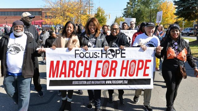 Focus: HOPE to host Eleanor's March 4 HOPE – Presented by WDIV-Local 4
