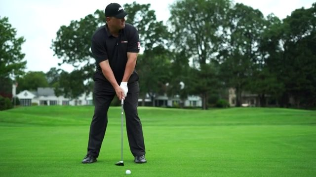 Metro Detroit man chases dream of becoming professional golfer with help…