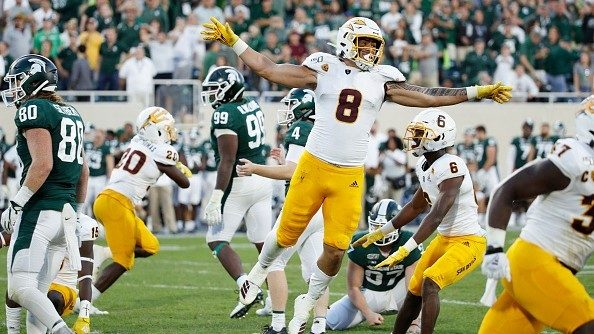 Pac-12 acknowledges officiating error in Arizona State's win over Michigan State
