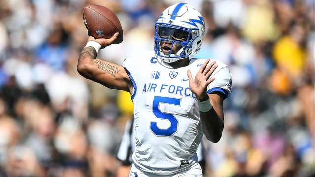 Air Force football vs. San Jose State: Time, TV schedule, game preview, score