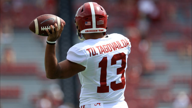 Alabama football vs. Texas A&M: Time, TV schedule, game preview, score