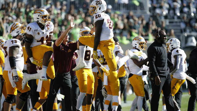 Arizona State football vs. Washington State: Time, TV schedule, game…