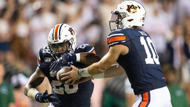 Auburn football vs. Florida: Time, TV schedule, game preview, score