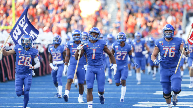 Boise State football vs. UNLV: Time, TV schedule, game preview, score