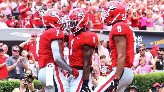 Georgia football vs. South Carolina: Time, TV schedule, game preview, score