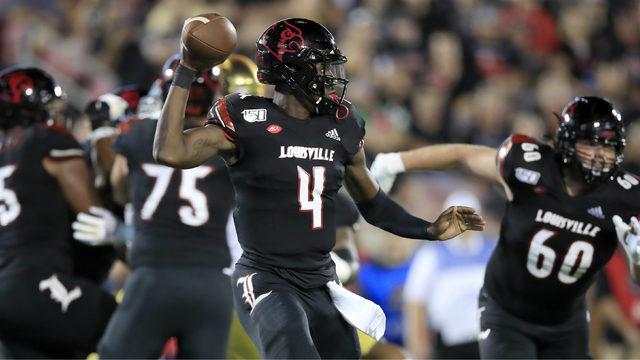 Louisville football vs. Boston College: Time, TV schedule, game preview, score