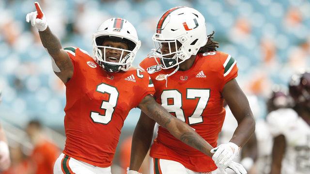 Miami football vs. Virginia: Time, TV schedule, game preview, score