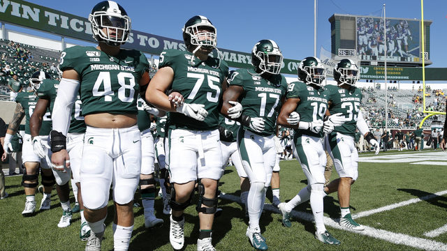 Michigan State football vs. Indiana: Time, TV schedule, game preview, score
