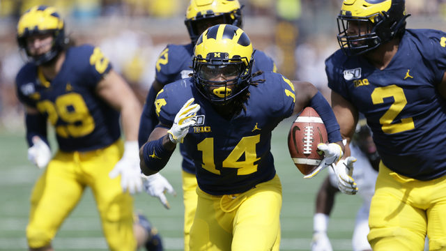 Badgered! U-M routed at Wisconsin