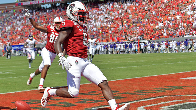 N.C. State football vs. Syracuse: Time, TV schedule, game preview, score