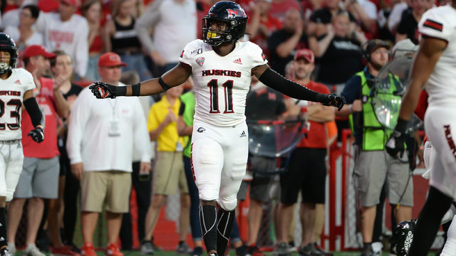 Northern Illinois football vs. Ball State: Time, TV schedule, game…