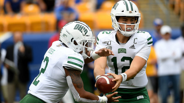 Ohio football vs. Northern Illinois: Time, TV schedule, game preview, score