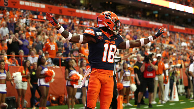 Syracuse football vs. Holy Cross: Time, TV schedule, game preview, score