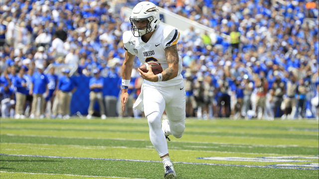 Toledo football vs. Bowling Green: Time, TV schedule, game preview, score