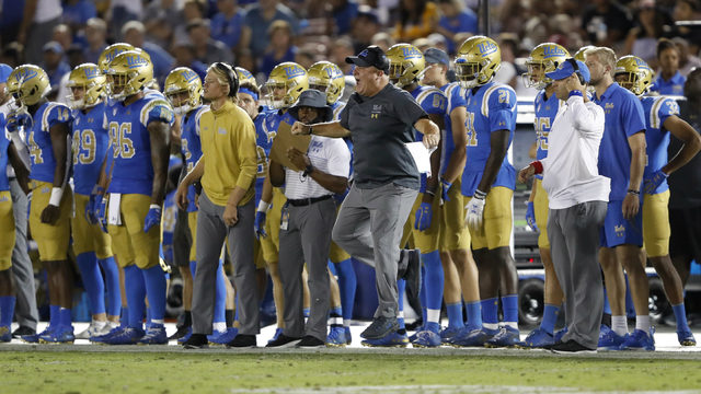 UCLA football vs. Oregon State: Time, TV schedule, game preview, score