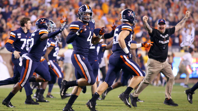 Virginia football vs. Old Dominion: Time, TV schedule, game preview, score